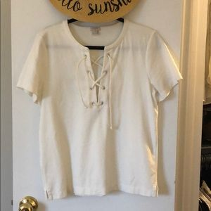 JCrew Factory Shirt size S